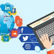 gestión de redes sociales profesional